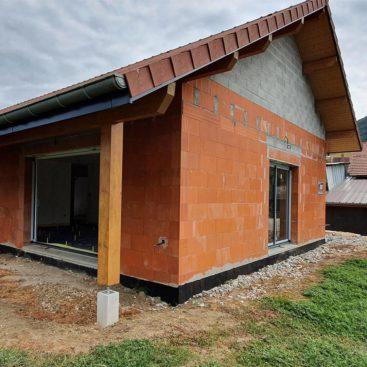 Chape anhydrite SP à Motz Chateaufort en Savoie (73)