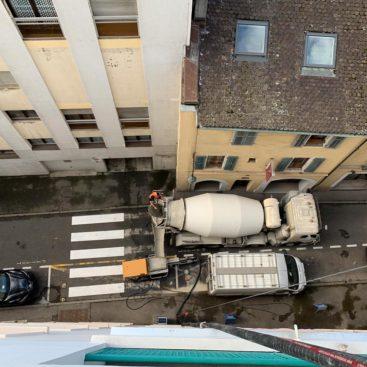 Chape anhydrite classic PRE à Evian Les Bains en Haute Savoie (74)