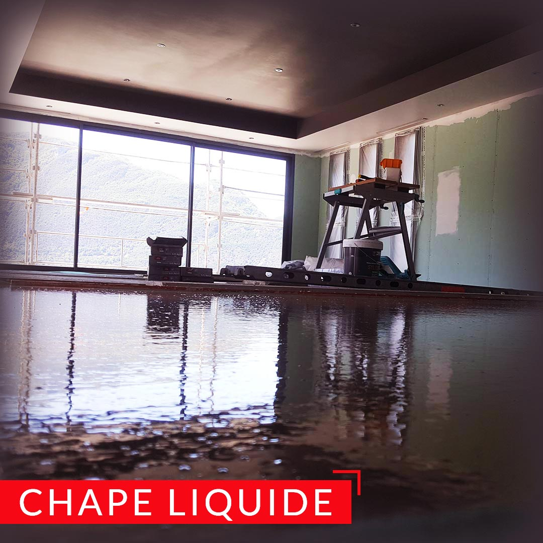 chape liquide savoie chape